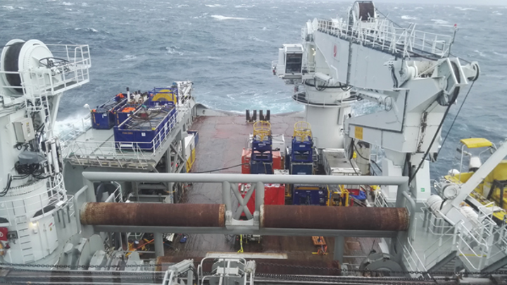 Aker BP Completes North Sea Decommissioning Employing Innovative Technology