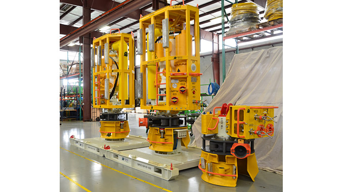 Dass Can-K and Enpro Subsea Collaborate to Provide Subsea Multi-Section Pumping Solution