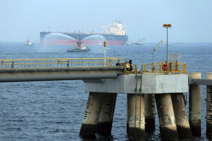 Mounting Tensions in Gulf Affect Oil Shipping Rates