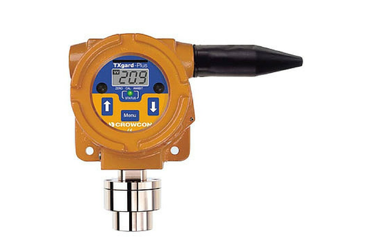 Crowcon Develops HMI to Provide Complete Gas and Danger Detection Solution