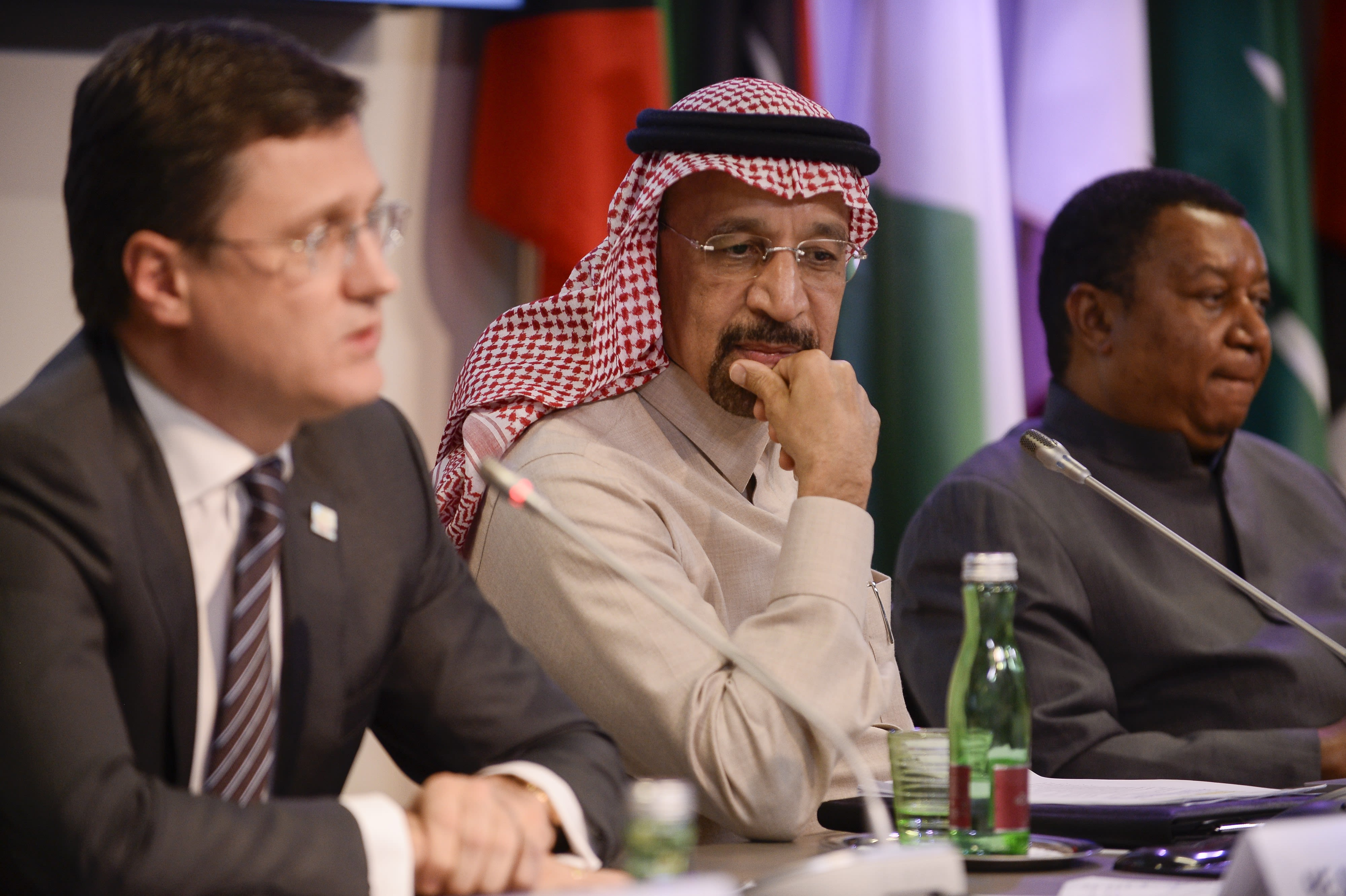 Oil Prices Drop Before the G-20 Summit, OPEC to Hold a Meet