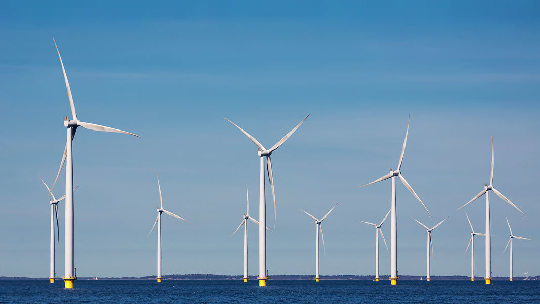 America Is Building Up Is One of the Largest On Shore Wind Energy