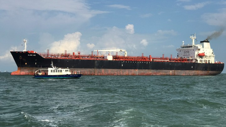 China Raises Safety Measures on Vessels Crossing Malacca Strait