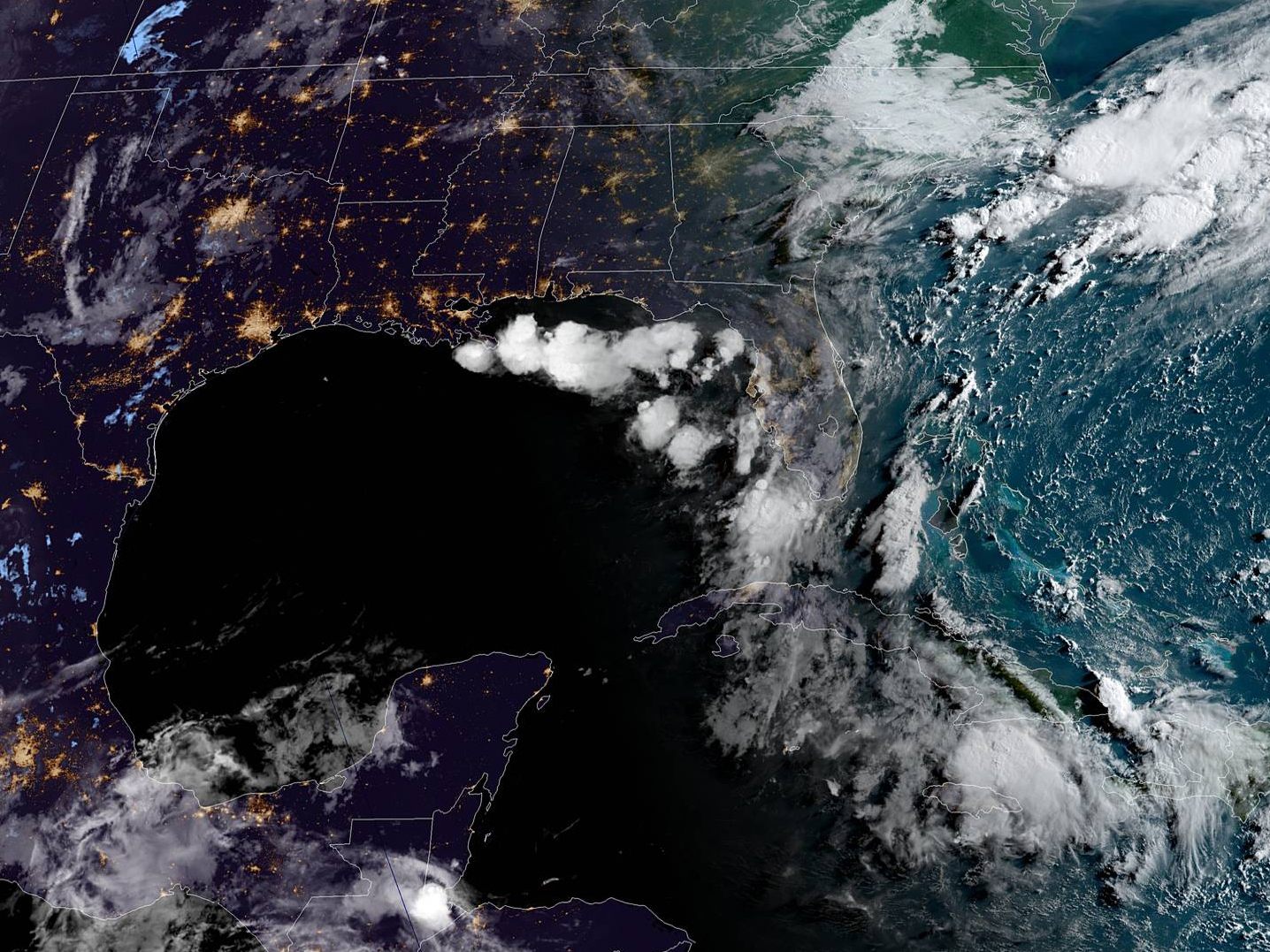Tropical Hurricane Barry May Form in Gulf of Mexico