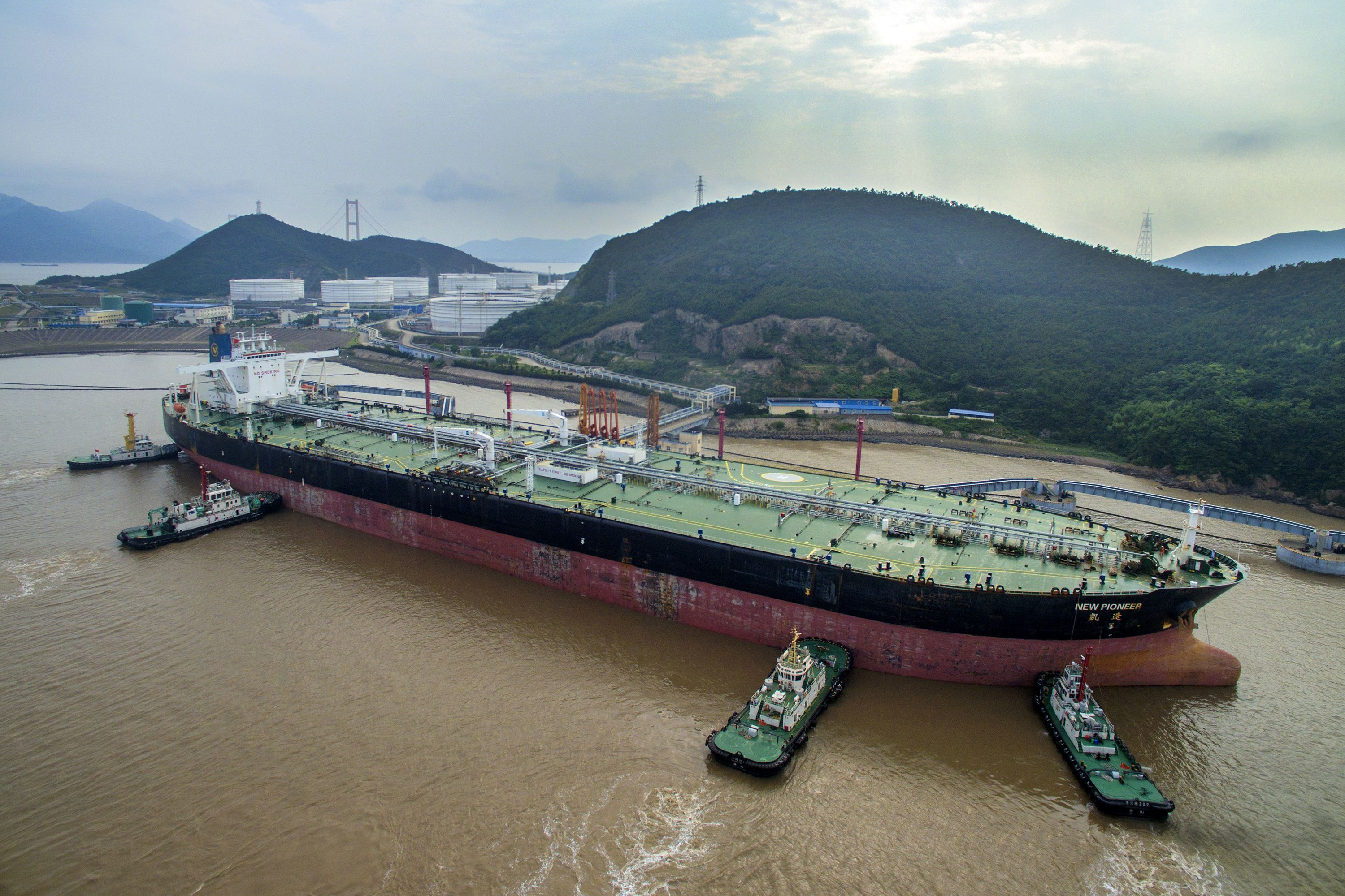 IMO Will Enforce New Emissions Standards And Many Changes In Oil Market History