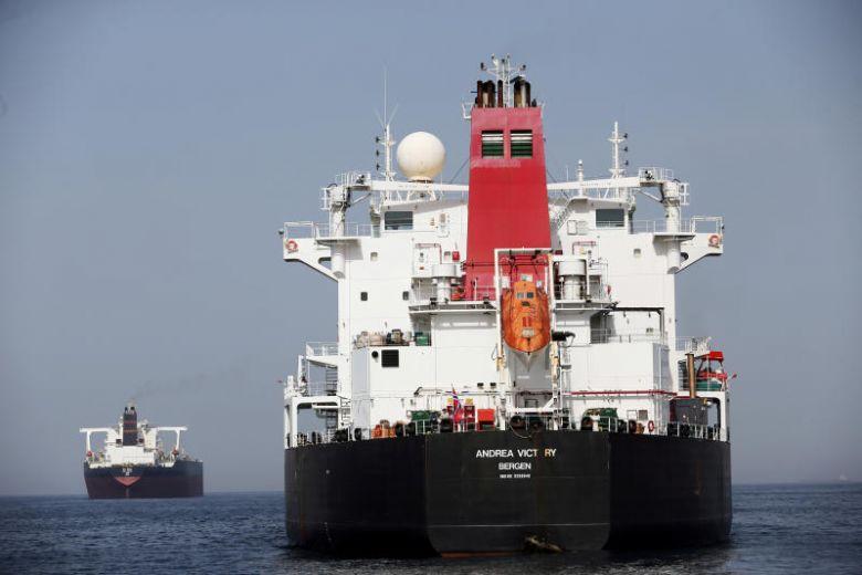 Bombed Oil Vessel Near Prussian Gulf Back in Business