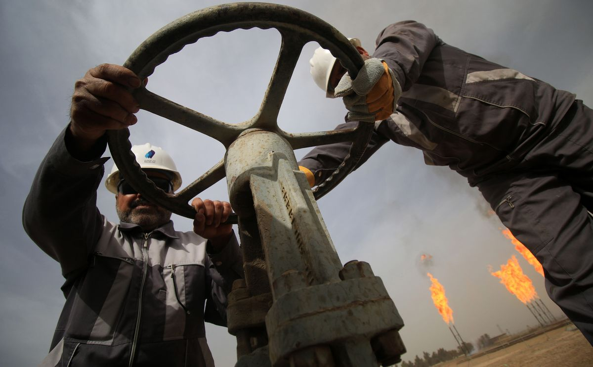 Oil Spikes After API Reports Huge Crude Inventory Draw of the Year