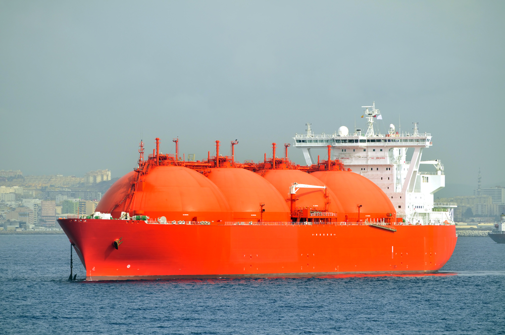 Storage Tanks in Europe Are Flooding with Cheap LNG