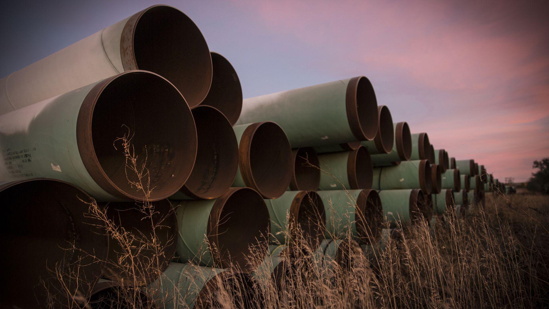 Keystone Pipeline Is Leaking Crude Oil