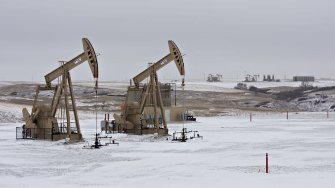 US Production of Natural Gas Is Going High