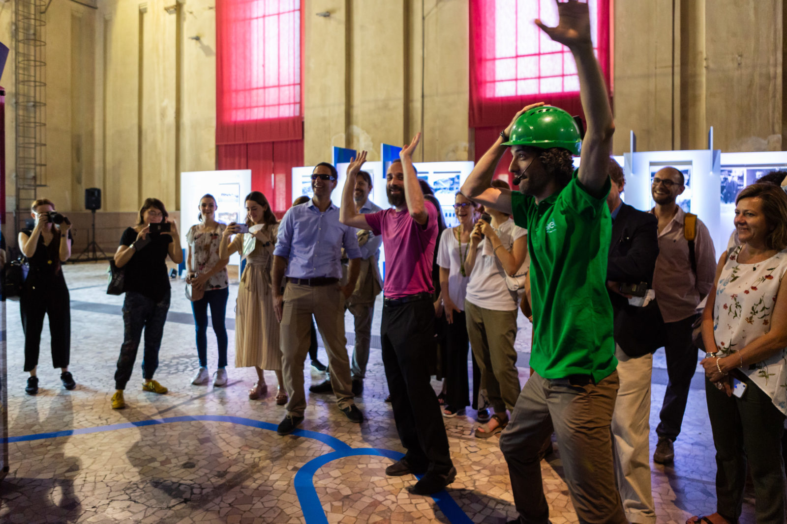 Acquoria Hydro Plant Hosted an Interactive and Meaningful Exhibition