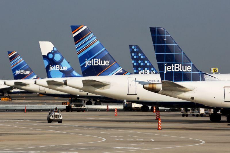 JetBlue Announces Plans to Become Carbon Neutral by 2050