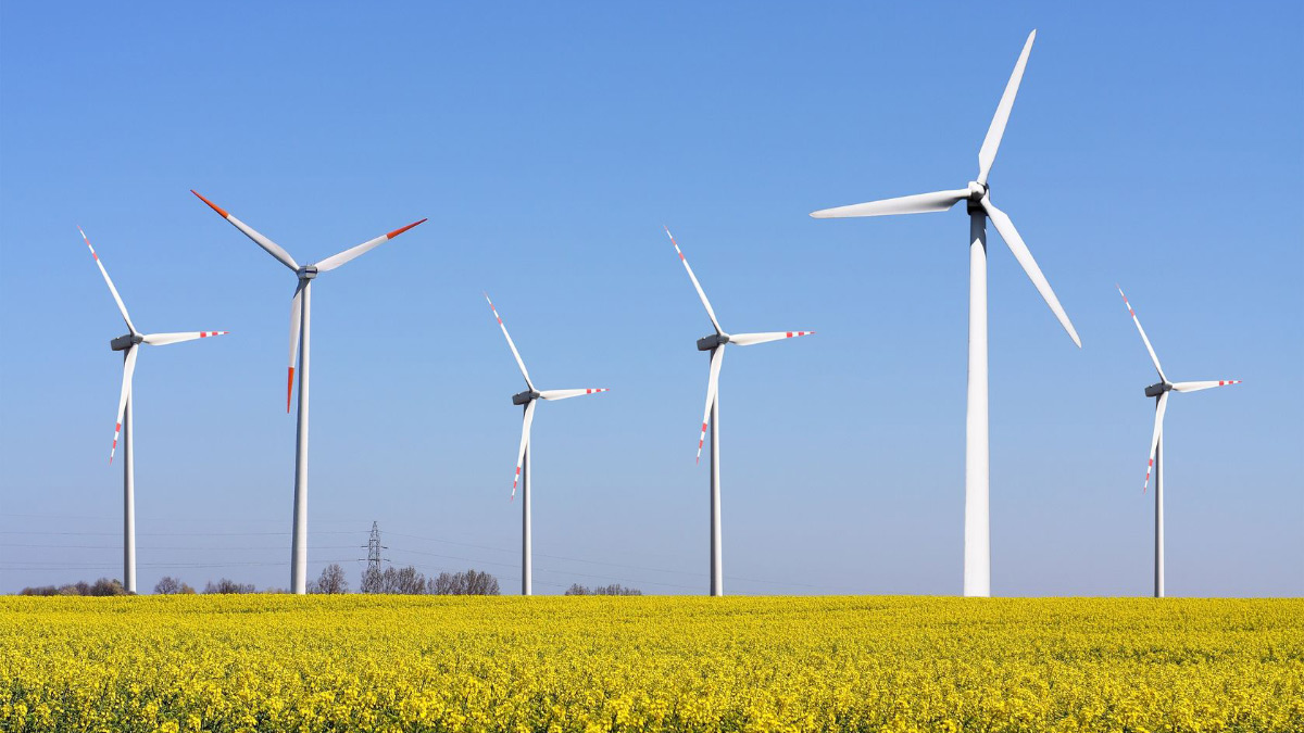In 2019 Wind Power Contributed the Most to America's Power Needs